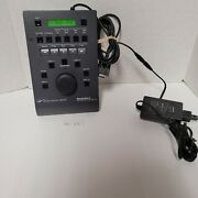 Grass Valley Group Newsedit Jog Shuttle Controller Version 1.05e With Ac Adapter