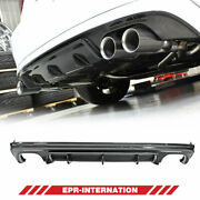 Aim Style Type 2 Carbon For Lexus Is250 Rear Diffuser Under Rear Lip Body Kit