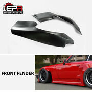 For Honda S2000 Ap1 Ap2 Sp Style Frp Front Fender With Bumper Extension