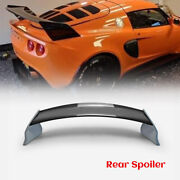 For Lotus Elise/exige S2 Exg Style Carbon And Frp Rear Spoiler Wing Exterior Kit