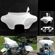 Detachable Batwing Fairing 6x9 Speaker Stereo For Harley Road King Classic 91-up