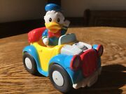Fisher Price Little People Donald Duck Bouncing Car Magic Of Disney