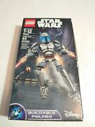 Lego 75107 Star Wars Jango Fett Buildable Figure Brand New And Sealed