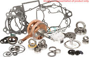 Wrench Rabbit Atv +1mm Complete Engine Rebuild Kit In A Box Wr101-214