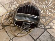 Buiclite Tail Lamp Vintage Buick Automobile Early Glass Lens Hot Rod Stop Light
