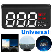 Car Universal Modified Portable High-definition Car Display M3 Head-up Display