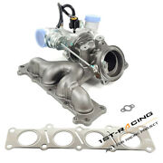 Cturbocharger+gaskets For Jaguar Volvo S60 Ii V60/xc60 2.0t T5 1999ccm 177/149kw