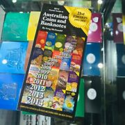 2014 Pocket Guide To Australian Coins And Banknotes 21st Edition By Greg Mcdo...