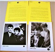 Marc Almond Soft Cell U.s. 1982 Press Release And039non-stop Ecstatic Dancingand039 Ep