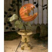 Bethany Lowe Halloween Prickly Pumpkin Plant Td8508nfree Shipping