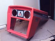 Allis Chalmers Special 616 Garden Tractor Mower Hood Engine Cover Lid Grille Oem