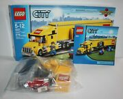 Lego 3221 Lego Truck, 100 Complete With Box And Instructions