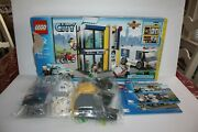 Lego 3661 Bank And Money Transfer With Box And Instruction Booklets 100 Complete