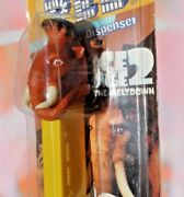 Classic Ice Age 2 The Meltdown Manny Mammoth Pez Dispenser Nos Free Ship