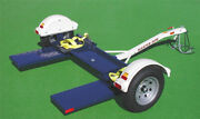 2020 Master Tow Model 77t-14 Tilt Bed Tow Car Dolly Trailer With Straps