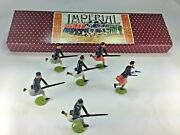 Imperial Collectors Figures New In Box Captain Mair And Arabia Flying Column 6pc