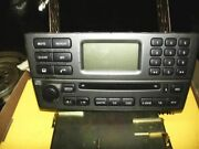 Audio Equipment Radio Am-fm-stereo-mini Disc Player Fits 03 X Type 132390