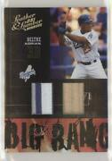 2005 Donruss Leather And Lumber Big Bang Combos Prime /5 Adrian Beltre Bb-2