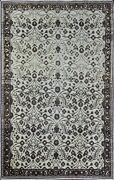 Antique Ushak Anatolian Turkish Rug Natural Colors4and0397 X 7and0395 16316