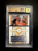 2003-04 Ud Carmelo Anthony Top Prospects Andlsquo03 Signs Of Success Bgs 9.5 Gem Mint