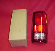 Nos Gm 85-92 Chevy S10 Gmc S15 Pickup Truck Tail Light Lamp Right Rh 915710
