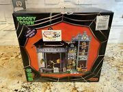 Lemax Spooky Town Wicked Fast Broomsticks
