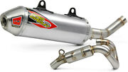 Pro Circuit T-6 Stainless System W/spark Arrestor 0151725g Exhaust 1820-1773