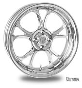 Performance Machine Luxe Rear Forged Wheels 1269-7814r-lux-ch