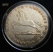 Germany Hannover, 16 Gute Groschen 1828, Silver, Xf+