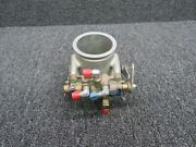 657018a2 And 632916-2 Cessna Continental Io-550-a2b Throttle Body W/ Fuel Control