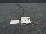 1270727-2 Cessna P210n Gear Warning And Fuel Pump Mounting Bracket Cover And Cable
