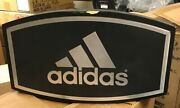 Adidas Store Display Sign Preowned Chip At The Top