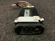 Wl/506cuf/ms/1 Piper Cheyenne Pa-31t Smiths Ind Altitude Metering Unit V 28