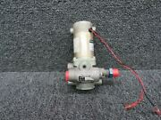 10100-7 / 42113-006 Lycoming Tio-540-a2b Weldon Fuel Pump And Motor Assy V 28