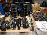 Mercruiser 470 Marine Engines Pair Complete Parts Mercury 170 190 4 Cyl Ford Svt