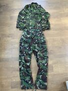 British Army Surplus Camouflage Shirt And Trouser Set S95 Temperate Dpm 85/80/95