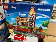 Brand New Lego Disney Train And Station 71044 In Hand
