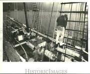 1996 Press Photo Eric Visonquest Ocean Cadet Works On The Bill Of Rights Ship