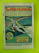 Silver Surfer 1 - Coverless, Rest Intact - 1st Shalla-bal And Zenn-la - Marvel