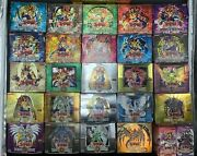 Lot Of 27 Rare Vintage Empty Yu-gi-oh Booster Boxes Legend Of Blue Eyes And More