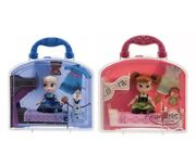 Disney Store Animators Collection Frozen Mini 5andrdquo Doll Playsets Pack Of 2