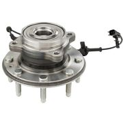 515145 Moog New 4wd 4x4 Wheel Hubs Front Driver Or Passenger Side For Chevy