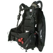 Zeagle Stiletto Bcd With The Ripcord Weight System Black Medium