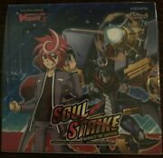 Cardfight Vanguard - Soul Strike Against The Supreme - Sealed Booster Box