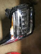 15 16 17 18 19 Cadillac Escalade Left Driver Lh Headlight Lamp For Parts