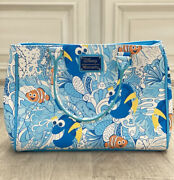 Disney Loungefly Finding Nemo/dory Ocean Bag Rare Reasonable Offers Accepted