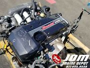 Toyota Altezza Rs200 Is200 3s Engine 6spd Trans Jdm 3sge 7401381 Free Shipping