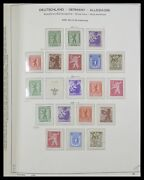 Lot 33281 Stamp Collection Ddr 1945-1990.