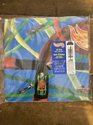 Vintage 1997 Hot Wheels Gift Wrap Wrapping Paper 2 Sheets Wraps 2 Shirt Boxes