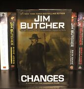 Dresden Files Changes By Jim Butcher
